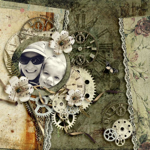 Sample Layout by Janet