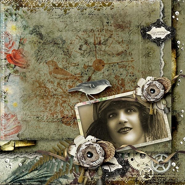 Sample Layout by Jeannette