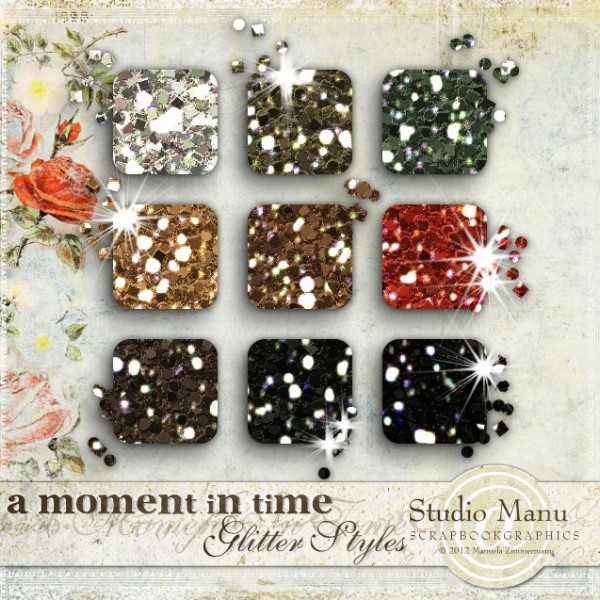 A Moment In Time - Glitter Styles