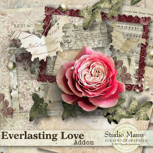 Newsletter Freebie Everlasting Love
