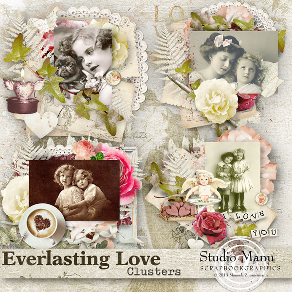 Everlasting Love - Clusters
