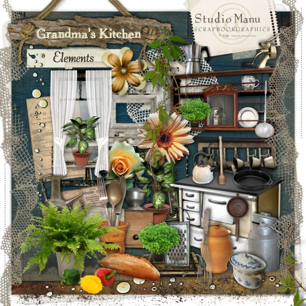 Grandmothers Kitchen: Welcome To Granny's Kitchen