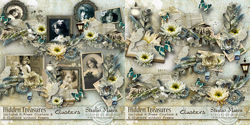 Frame Clusters Hidden Treasures