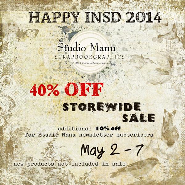 Studio Manu INSD Sale