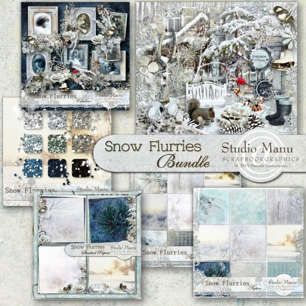 Snow Flurries - Bundle