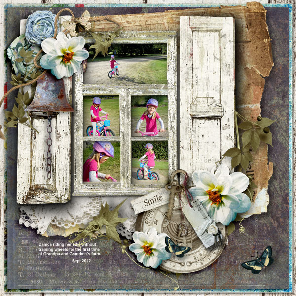 Inspiration Page by Janet