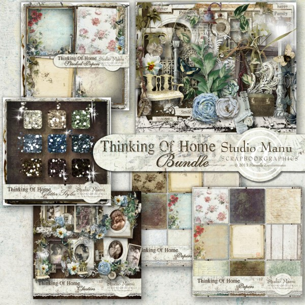 Thinking Of Home - complete Collection