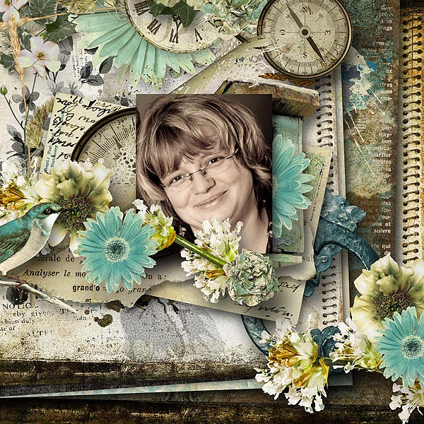 Inspiration Layout by Jacqueline Where Are You