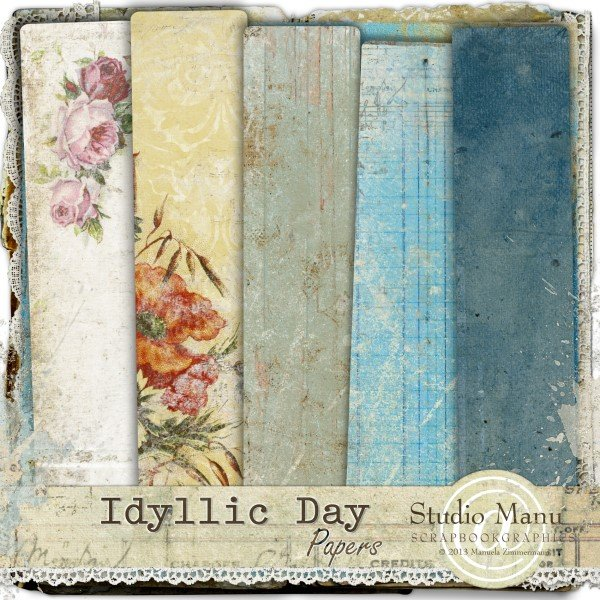 Idyllic Day - Backgrounds