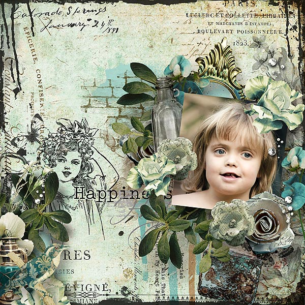 Inspiration Layout by Jacqueline