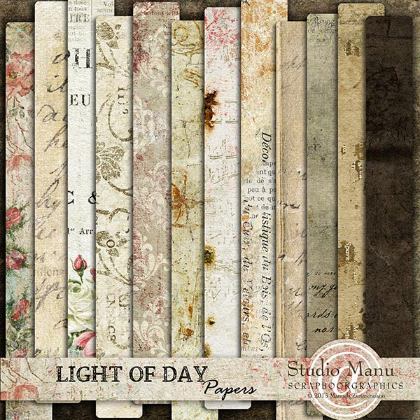 Light Of Day - Papers