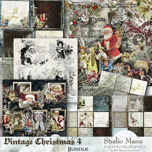 Vintage Christmas 4 - Full Collection