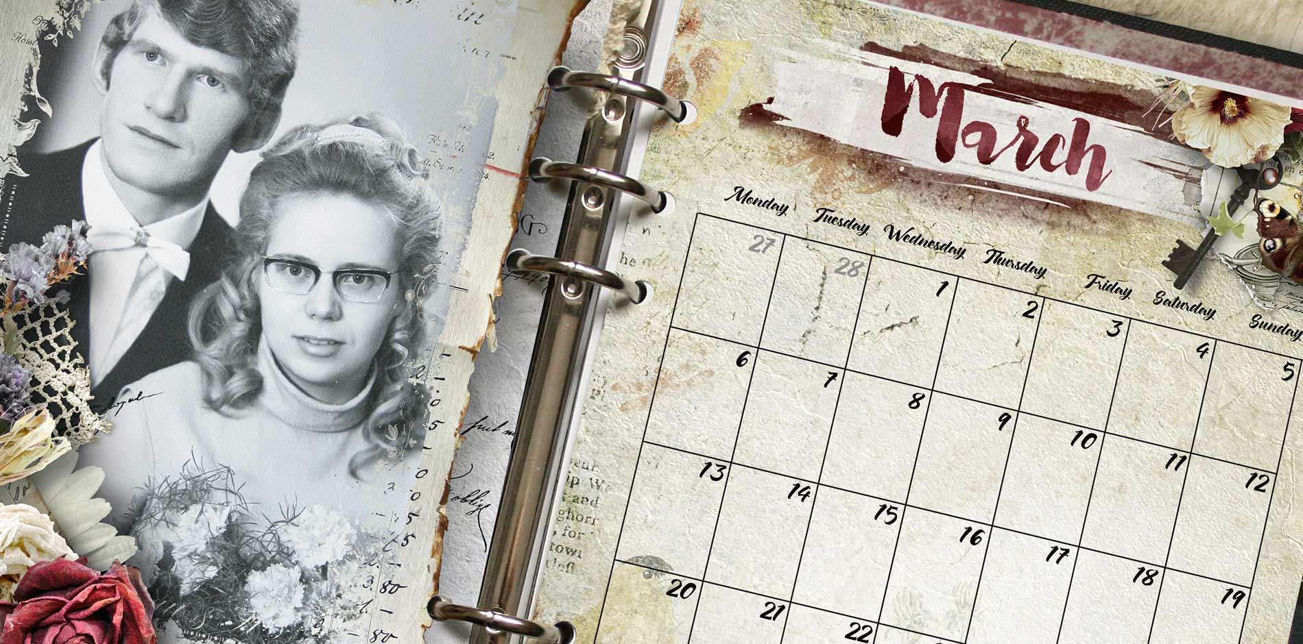 printable monthly planner calendar spread 2017