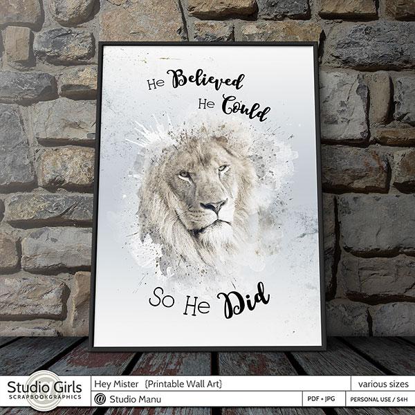 wall art printable