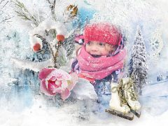 Snowlicious - Digital Scrapbook Winter Collection