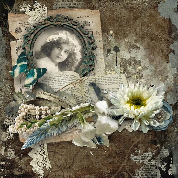 Inspiration Page Frame Clusters Hidden Treasures