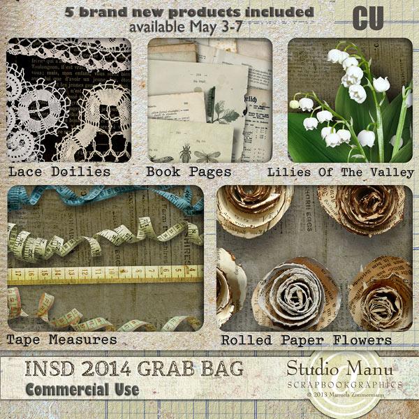 CU Scrapbook Grab Bag