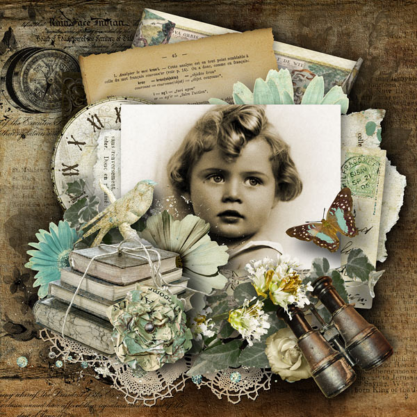 Where Are You ? - Clusters - Inspiration page