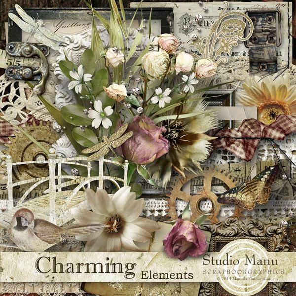 Charming Elements