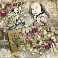 Inspiration Page Charming Page Kit