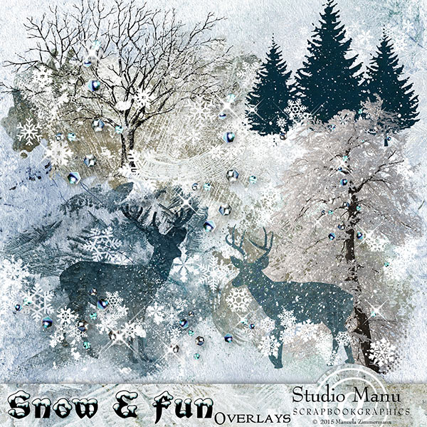 Snow and Fun Overlays