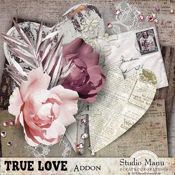 Valentine's Day Scrapbook Freebie