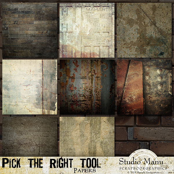 Pick The Right Tool - Papers