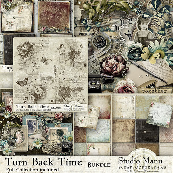 Turn Back The Time - full collection