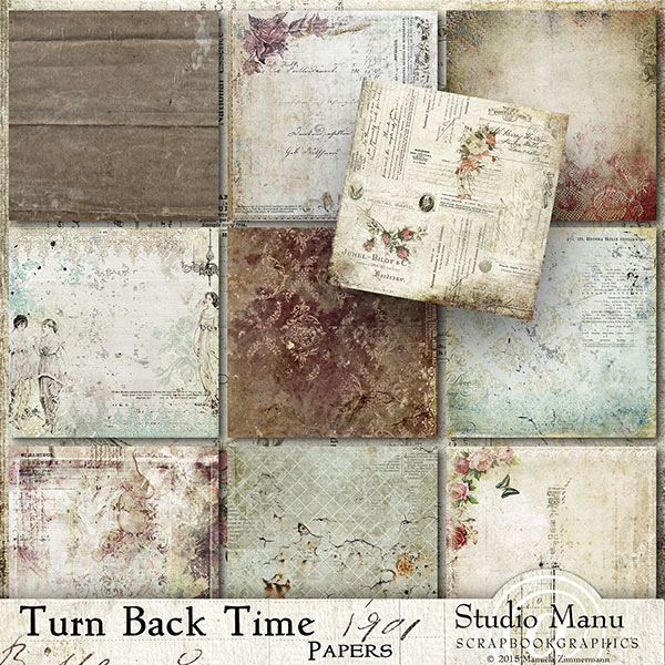 Turn Back The Time - Papers