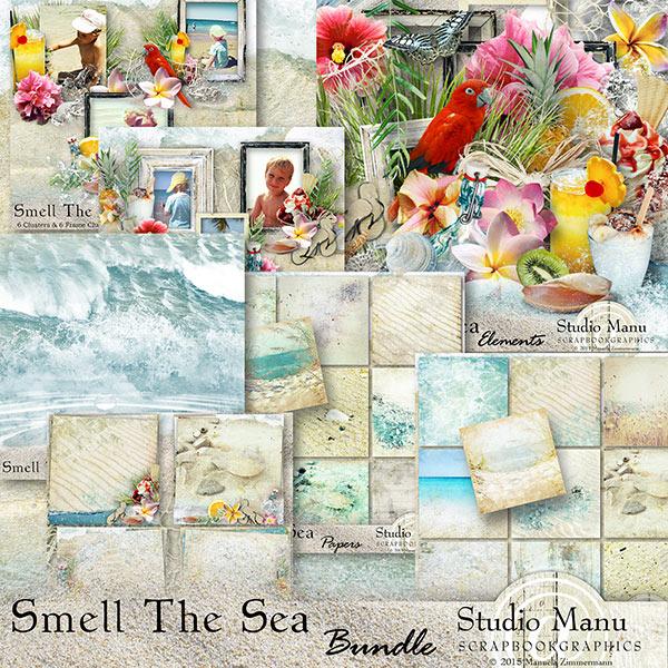 Smell The Sea - Bundle
