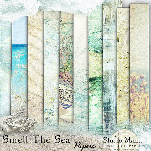 Smell The Sea - Papers
