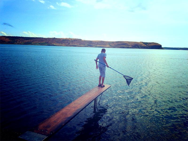 fishing Croatia Adriatic Sea Rtina Miocici Dalmatia