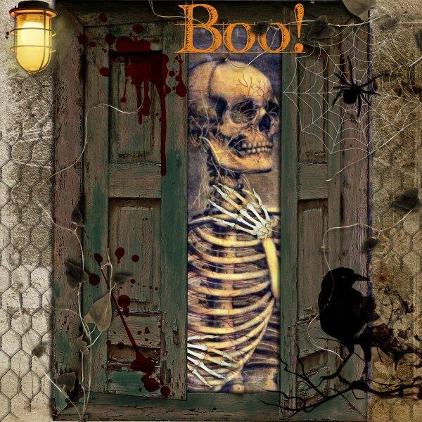 Halloween Inspiration Layout