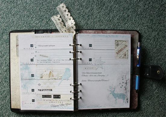 artful planner