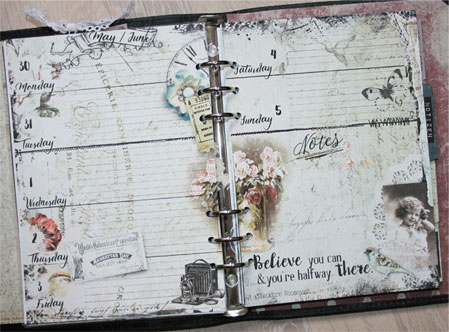 planner pages printable creative