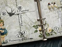 weekly planner pages printable