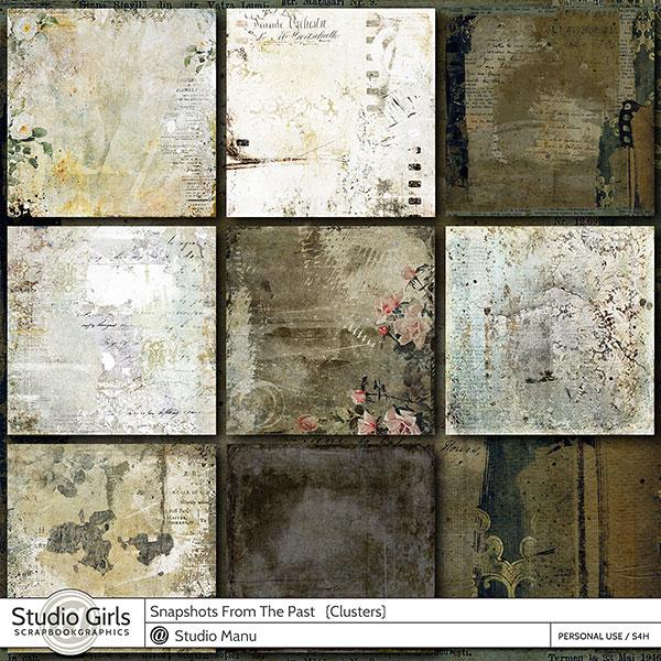 Vintage Backgrounds Digital