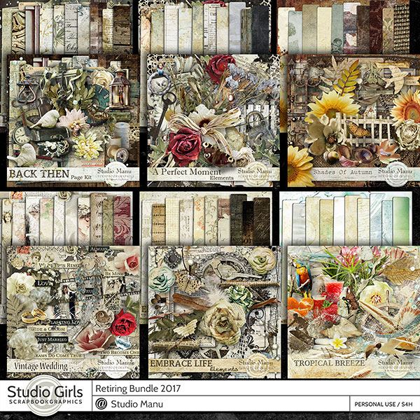 Scrapbooking Close Out Sale Massive Retiring Bundle