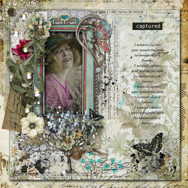 Scrapbook Inspiration Layouts