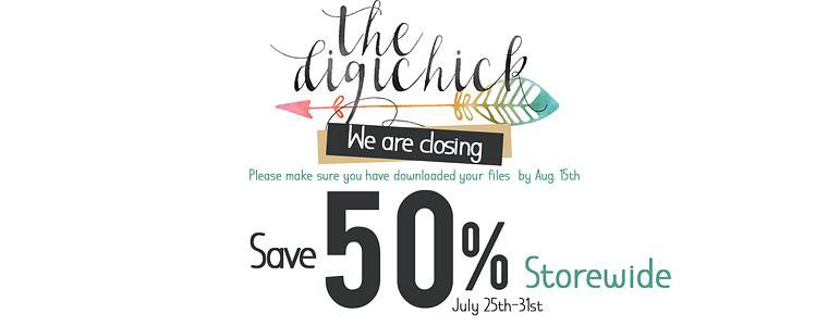 The Digichick is closing