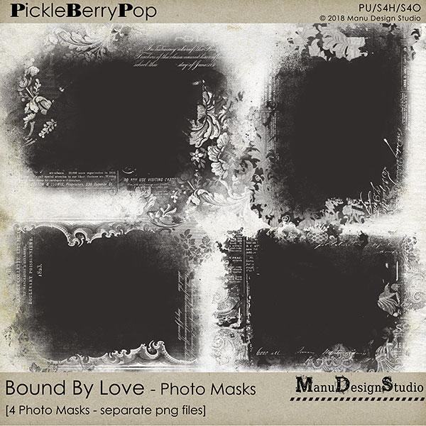 Bound By Love Photo Masks