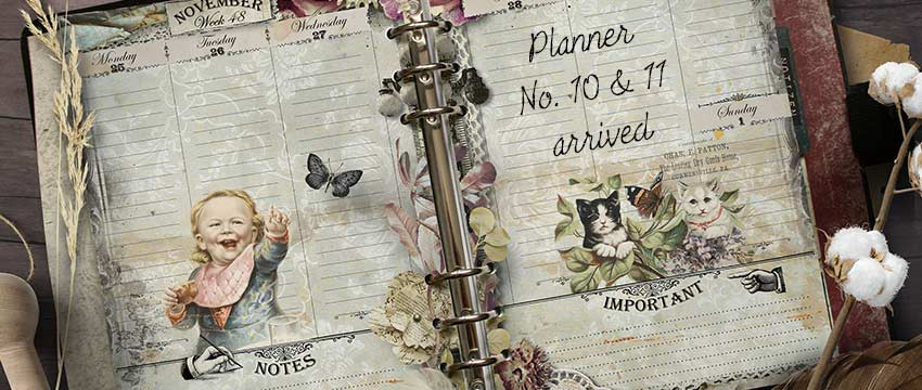 last printable planner pages 2018