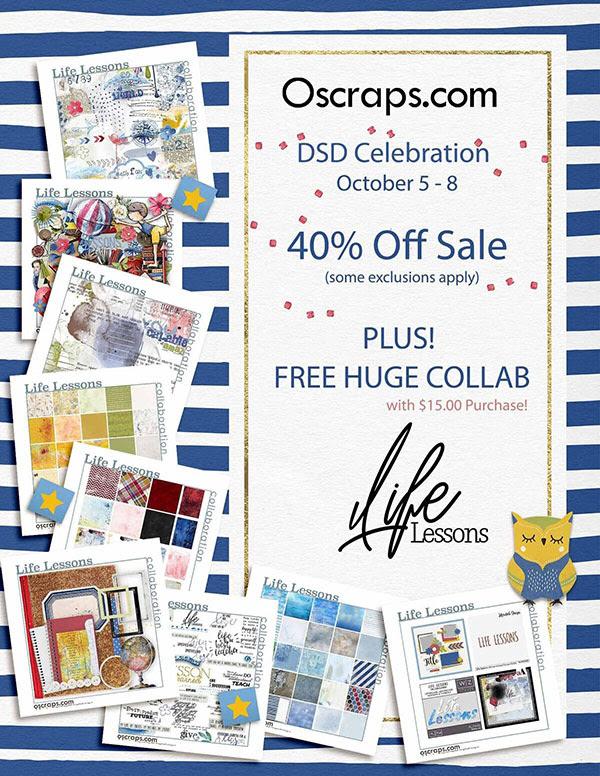 Oscraps Sale
