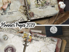 Planner Pages 2019