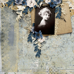 Scrapbook Inspiration Page